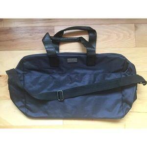 Jimmy Choo Parfum Duffle Gym Bag Mens Navy Blue
